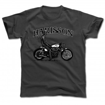 Motorcycle T-Shirts HARISSON Gentleman
