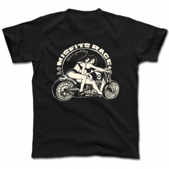 Motorcycle T-Shirts HARISSON Misfit's