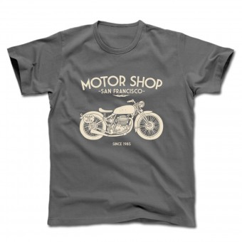 Motorcycle T-Shirts HARISSON Motor Shop
