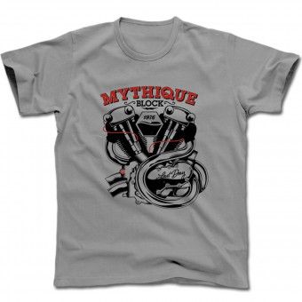 Motorcycle T-Shirts HARISSON Mythique