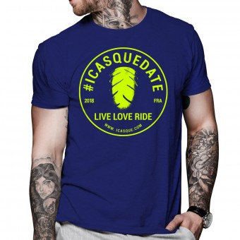 Motorcycle T-Shirts iCasque Tee-Shirt icasquedate3